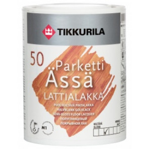PARKETTI-ÄSSÄ SEMI-GLOSS 1 L