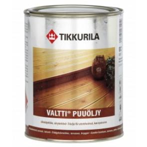 VALTTI WOOD OIL 0,9 L