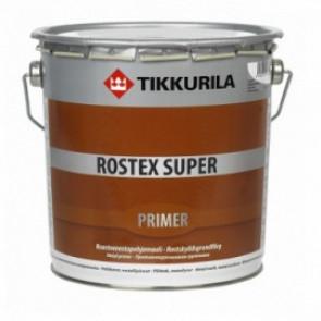 ROSTEX SUPER IRONOXIDE RED 3 L
