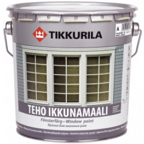TEHO WINDOW PAINT A 0,9 L