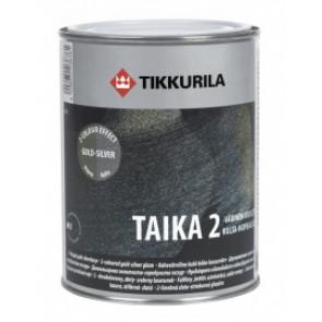 TAIKA PEARL GLAZE BLUE-YELLOW 1 L