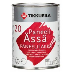 PANEELI-ÄSSÄ SEMI-MATT [20] EP 0,9 L