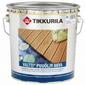 VALTTI WOOD OIL AKVA 2,7 L
