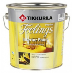 FEELINGS INTERIOR PAINT A 9 L