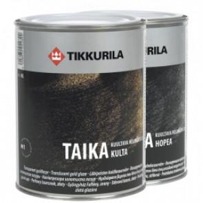 TAIKA PEARL GLAZE HL 0,9 L stříbrná