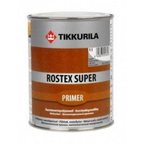 ROSTEX SUPER IRONOXIDE RED 1 L