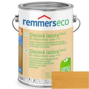 REMMERS OLEJOVÁ LAZURA [ECO] DUB SVĚTLÝ 0,75L