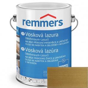 REMMERS VOSKOVÁ LAZURA DUB 2,5L