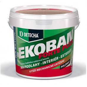 DETECHA EKOBAN FORTE Plus 15kg zelený Ral 6021