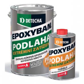 Detecha EPOXYBAN 2,5Kg světle šedý Ral 7035