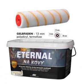 AUSTIS ETERNAL na kovy 5 kg kovářská černá 460