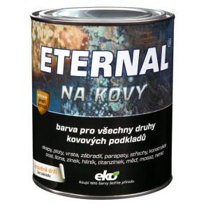 AUSTIS ETERNAL na kovy 0,7 kg kovářská tmavě šedá 454 (antracit)