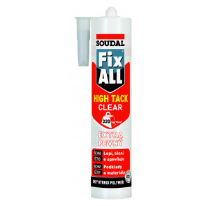 FIX ALL HIGH TACK CLEAR 290ml