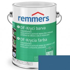 REMMERS DF-KRYCÍ BARVA FRÍSKÁ MODRÁ 0,75L