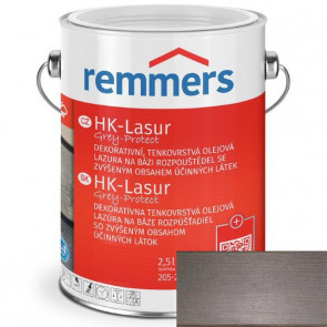 REMMERS HK lazura Grey Protect FT20923 grafit.šedá 5,0L