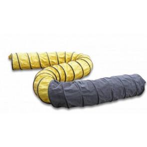 Hadice PVC teplovzdušná pružná 41cm / 7,6m (včetně adaptéru)