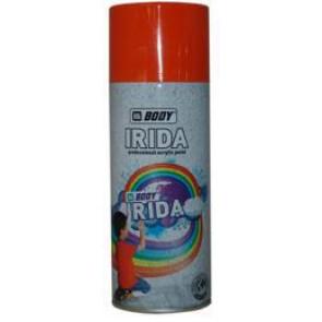 BODY Sprey IRIDA 400ml - akrylátový lak Ral odstínů
