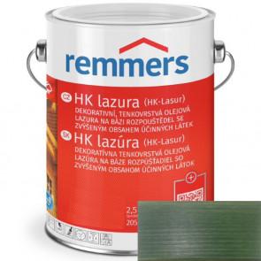 REMMERS HK lazura JEDLOVĚ ZELENÁ 2,5L