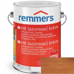 REMMERS HK lazurovací krém MAHAGON 2,5L