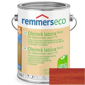 REMMERS OLEJOVÁ LAZURA [ECO] MAHAGON 0,75L