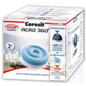 Ceresit Stop vlhkosti, natur náhradní tablety Aero 2x 450g
