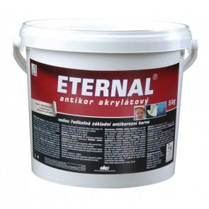 ETERNAL antikor akrylátový 5 kg červenohnědá 07