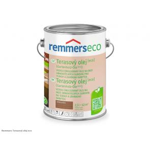 Remmers Terasový olej (eco) 2,5L- Teak Olej pro dřevěné terasy a zahradní nábytek