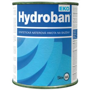 HYDROBAN EKO barva na bazény 4kg modrý