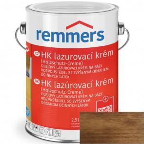 REMMERS HK lazurovací krém OŘECH 2,5L