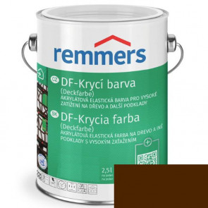 REMMERS DF-KRYCÍ BARVA OŘECHOVĚ HNĚDÁ 2,5L