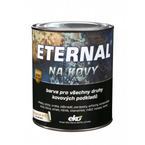 AUSTIS ETERNAL na kovy 0,7 kg černá 413