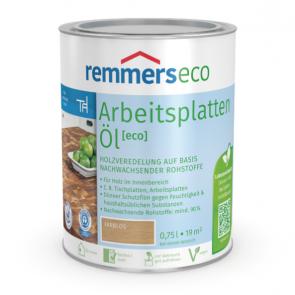 Remmers Arbeitsplatten-Öl [eco] 0.75L bezbarvý