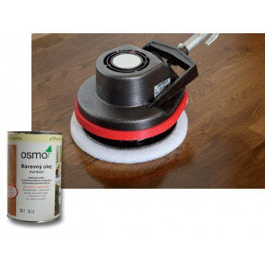 OSMO Barevný olej 5464 1 l tabák