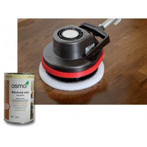 OSMO Barevný olej 5412 0,125 l stříbrná