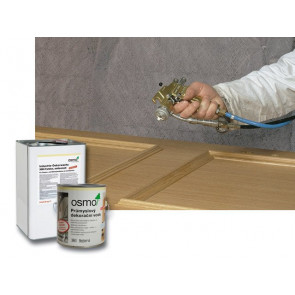 OSMO Průmyslový dekorační vosk 3063 2,5 l bezbarvý-polomat