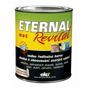 ETERNAL mat Revital 0,7 kg žlutá 217