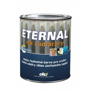 ETERNAL na radiátory 0,7 kg bílá
