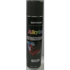 Alkyton kovářská barva černá- sprej 400ml