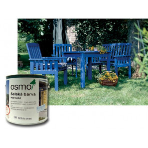 OSMO Selská barva 2507 2,5 l holubí modř