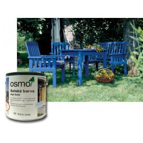 OSMO Selská barva 2501 2,5 l labrador modrá