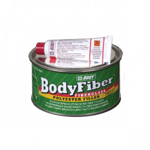 BodyFiber 250 tmel se skelným vláknem 750g