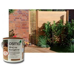 OSMO Speciální oleje na dřevo 010 2,5 l Olej na thermo dřevo přírodně zbar.