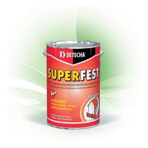 DETECHA SUPERFEST hnědý 20kgzákladní i vrchní antikorozní syntetická nátěrová hmota