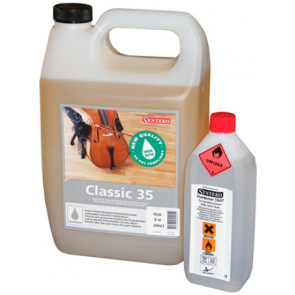 Synteko CLASSIC 50 - rychletuhnoucí dvousložkový lak  5,5 L