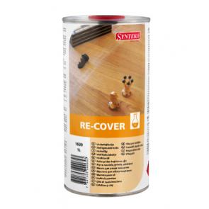 Synteko RE-COVER 1L olej k pravidelné údržbě podlah ošetřených oleji Synteko