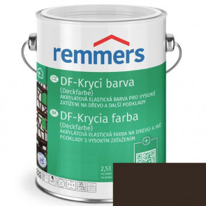 REMMERS DF-KRYCÍ BARVA TABÁKOVĚ HNĚDÁ 2,5L