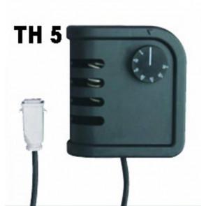 MASTER TH-5 pokojový termostat o délce kabelu 10m