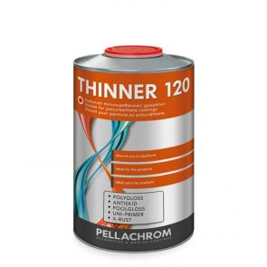 Pellachrom thinner 120 ředidlo 1L