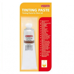 SYNTEKO TINTING PASTE Olejová barevná tónovací pasta eben 100ml