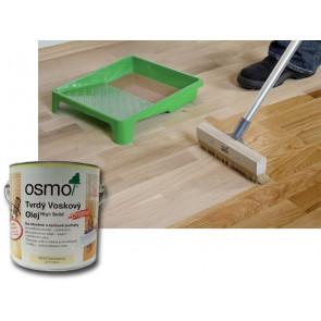 OSMO Tvrdý voskový olej Original 3065 10 bezbarvý- mat Plus (polomat )